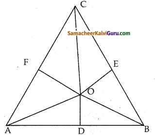 Samacheer Kalvi 10th Maths Guide Chapter 4 வடிவியல் Unit Exercise 4 4