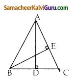 Samacheer Kalvi 10th Maths Guide Chapter 5 ஆயத்தொலை வடிவியல் Ex 5.4 5