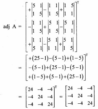 Samacheer Kalvi 12th Maths Guide Chapter 1 அணிகள் மற்றும் அணிக்கோவைகளின் பயன்பாடுகள் Ex 1.1 10