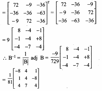 Samacheer Kalvi 12th Maths Guide Chapter 1 அணிகள் மற்றும் அணிக்கோவைகளின் பயன்பாடுகள் Ex 1.1 28