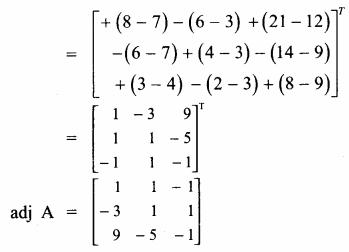 Samacheer Kalvi 12th Maths Guide Chapter 1 அணிகள் மற்றும் அணிக்கோவைகளின் பயன்பாடுகள் Ex 1.1 3