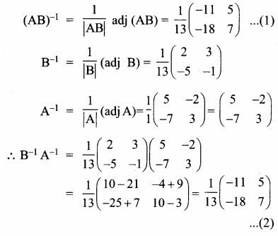 Samacheer Kalvi 12th Maths Guide Chapter 1 அணிகள் மற்றும் அணிக்கோவைகளின் பயன்பாடுகள் Ex 1.1 35