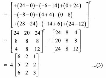 Samacheer Kalvi 12th Maths Guide Chapter 1 அணிகள் மற்றும் அணிக்கோவைகளின் பயன்பாடுகள் Ex 1.1 38
