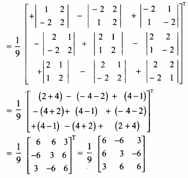 Samacheer Kalvi 12th Maths Guide Chapter 1 அணிகள் மற்றும் அணிக்கோவைகளின் பயன்பாடுகள் Ex 1.1 5