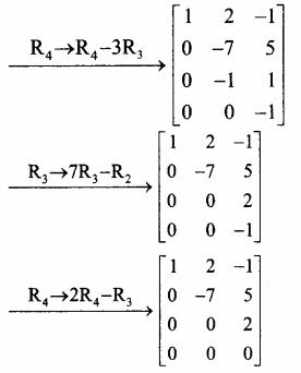 Samacheer Kalvi 12th Maths Guide Chapter 1 அணிகள் மற்றும் அணிக்கோவைகளின் பயன்பாடுகள் Ex 1.2 11.1