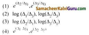 Samacheer Kalvi 12th Maths Guide Chapter 1 அணிகள் மற்றும் அணிக்கோவைகளின் பயன்பாடுகள் Ex 1.8 61