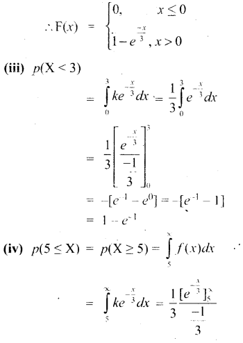 Samacheer Kalvi 12th Maths Guide Chapter 11 நிகழ்தகவு பரவல்கள் Ex 11.3 10.1