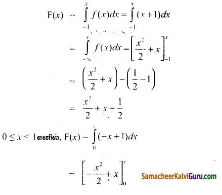 Samacheer Kalvi 12th Maths Guide Chapter 11 நிகழ்தகவு பரவல்கள் Ex 11.3 13