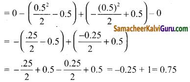 Samacheer Kalvi 12th Maths Guide Chapter 11 நிகழ்தகவு பரவல்கள் Ex 11.3 15