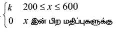 Samacheer Kalvi 12th Maths Guide Chapter 11 நிகழ்தகவு பரவல்கள் Ex 11.3 5