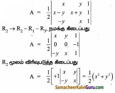 Samacheer Kalvi 12th Maths Guide Chapter 2 கலப்பு எண்கள் Ex 2.5 30