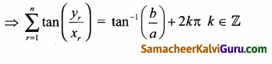 Samacheer Kalvi 12th Maths Guide Chapter 2 கலப்பு எண்கள் Ex 2.7 30