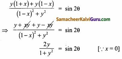 Samacheer Kalvi 12th Maths Guide Chapter 2 கலப்பு எண்கள் Ex 2.7 35