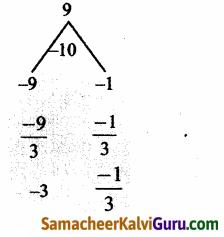 Samacheer Kalvi 12th Maths Guide Chapter 3 சமன்பாட்டியல் Ex 3.5 31.1
