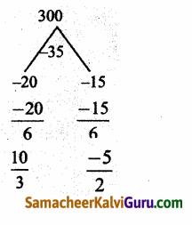 Samacheer Kalvi 12th Maths Guide Chapter 3 சமன்பாட்டியல் Ex 3.5 31