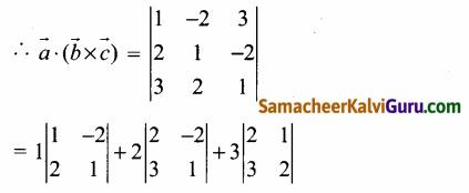 Samacheer Kalvi 12th Maths Guide Chapter 6 வெக்டர் இயற்கணிதத்தின் பயன்பாடுகள் Ex 6.2 1