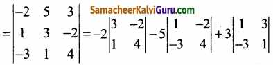 Samacheer Kalvi 12th Maths Guide Chapter 6 வெக்டர் இயற்கணிதத்தின் பயன்பாடுகள் Ex 6.2 25