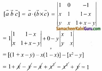 Samacheer Kalvi 12th Maths Guide Chapter 6 வெக்டர் இயற்கணிதத்தின் பயன்பாடுகள் Ex 6.2 40