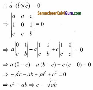 Samacheer Kalvi 12th Maths Guide Chapter 6 வெக்டர் இயற்கணிதத்தின் பயன்பாடுகள் Ex 6.2 50