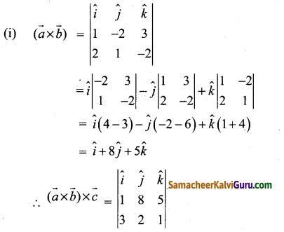 Samacheer Kalvi 12th Maths Guide Chapter 6 வெக்டர் இயற்கணிதத்தின் பயன்பாடுகள் Ex 6.3 1
