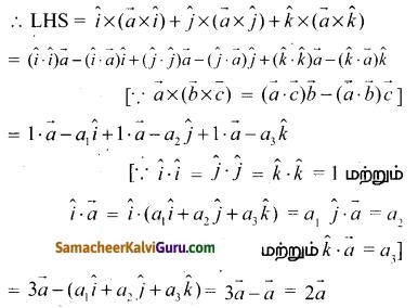 Samacheer Kalvi 12th Maths Guide Chapter 6 வெக்டர் இயற்கணிதத்தின் பயன்பாடுகள் Ex 6.3 4