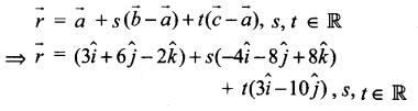 Samacheer Kalvi 12th Maths Guide Chapter 6 வெக்டர் இயற்கணிதத்தின் பயன்பாடுகள் Ex 6.7 8