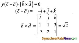 Samacheer Kalvi 12th Maths Guide Chapter 6 வெக்டர் இயற்கணிதத்தின் பயன்பாடுகள் Ex 6.8 4