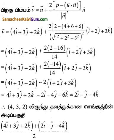 Samacheer Kalvi 12th Maths Guide Chapter 6 வெக்டர் இயற்கணிதத்தின் பயன்பாடுகள் Ex 6.9 4