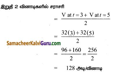 Samacheer Kalvi 12th Maths Guide Chapter 7 வகை நுண்கணிதத்தின் பயன்பாடுகள் Ex 7.1 1