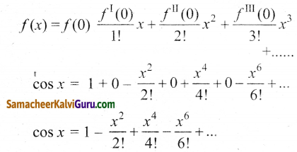 Samacheer Kalvi 12th Maths Guide Chapter 7 வகை நுண்கணிதத்தின் பயன்பாடுகள் Ex 7.4 4