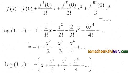 Samacheer Kalvi 12th Maths Guide Chapter 7 வகை நுண்கணிதத்தின் பயன்பாடுகள் Ex 7.4 6