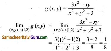Samacheer Kalvi 12th Maths Guide Chapter 8 வகையீடுகள் மற்றும் பகுதி வகைக்கெழுக்கள் Ex 8.3 1