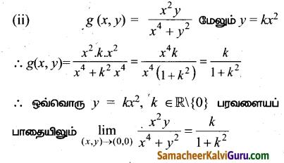 Samacheer Kalvi 12th Maths Guide Chapter 8 வகையீடுகள் மற்றும் பகுதி வகைக்கெழுக்கள் Ex 8.3 5