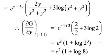 Samacheer Kalvi 12th Maths Guide Chapter 8 வகையீடுகள் மற்றும் பகுதி வகைக்கெழுக்கள் Ex 8.4 3
