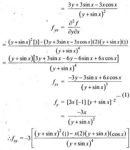 Samacheer Kalvi 12th Maths Guide Chapter 8 வகையீடுகள் மற்றும் பகுதி வகைக்கெழுக்கள் Ex 8.4 4