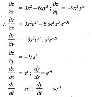 Samacheer Kalvi 12th Maths Guide Chapter 8 வகையீடுகள் மற்றும் பகுதி வகைக்கெழுக்கள் Ex 8.6 10
