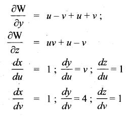 Samacheer Kalvi 12th Maths Guide Chapter 8 வகையீடுகள் மற்றும் பகுதி வகைக்கெழுக்கள் Ex 8.6 11