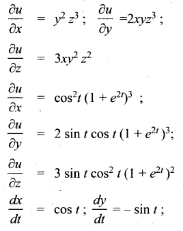 Samacheer Kalvi 12th Maths Guide Chapter 8 வகையீடுகள் மற்றும் பகுதி வகைக்கெழுக்கள் Ex 8.6 2