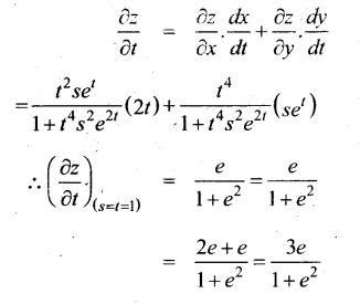 Samacheer Kalvi 12th Maths Guide Chapter 8 வகையீடுகள் மற்றும் பகுதி வகைக்கெழுக்கள் Ex 8.6 7