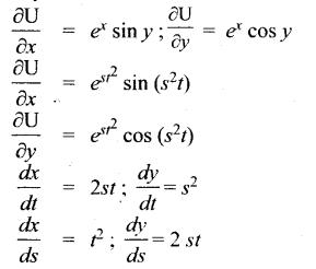 Samacheer Kalvi 12th Maths Guide Chapter 8 வகையீடுகள் மற்றும் பகுதி வகைக்கெழுக்கள் Ex 8.6 8