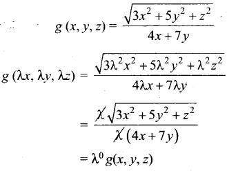 Samacheer Kalvi 12th Maths Guide Chapter 8 வகையீடுகள் மற்றும் பகுதி வகைக்கெழுக்கள் Ex 8.7 2