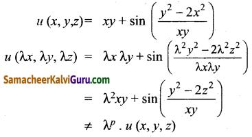 Samacheer Kalvi 12th Maths Guide Chapter 8 வகையீடுகள் மற்றும் பகுதி வகைக்கெழுக்கள் Ex 8.7 3