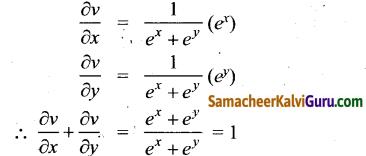 Samacheer Kalvi 12th Maths Guide Chapter 8 வகையீடுகள் மற்றும் பகுதி வகைக்கெழுக்கள் Ex 8.8 1