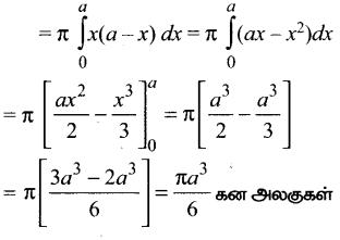 Samacheer Kalvi 12th Maths Guide Chapter 9 தொகை நுண்கணிதத்தின் பயன்பாடுகள் Ex 9.10 13