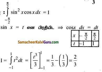 Samacheer Kalvi 12th Maths Guide Chapter 9 தொகை நுண்கணிதத்தின் பயன்பாடுகள் Ex 9.10 3