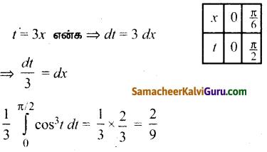 Samacheer Kalvi 12th Maths Guide Chapter 9 தொகை நுண்கணிதத்தின் பயன்பாடுகள் Ex 9.10 9
