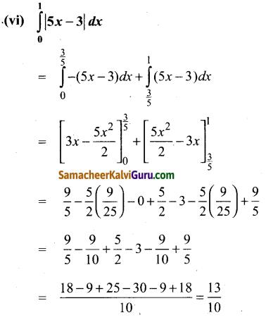 Samacheer Kalvi 12th Maths Guide Chapter 9 தொகை நுண்கணிதத்தின் பயன்பாடுகள் Ex 9.3 23