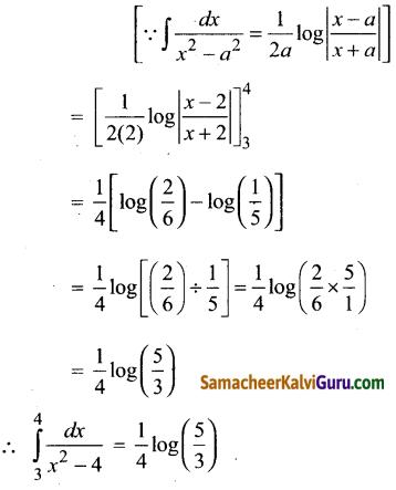 Samacheer Kalvi 12th Maths Guide Chapter 9 தொகை நுண்கணிதத்தின் பயன்பாடுகள் Ex 9.3 3