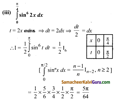 Samacheer Kalvi 12th Maths Guide Chapter 9 தொகை நுண்கணிதத்தின் பயன்பாடுகள் Ex 9.6 3