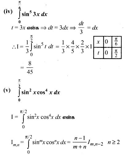 Samacheer Kalvi 12th Maths Guide Chapter 9 தொகை நுண்கணிதத்தின் பயன்பாடுகள் Ex 9.6 4